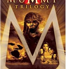 Used DVD The Mummy Trilogy