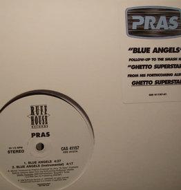 "Used Vinyl Pras- Blue Angels (12"")"