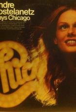 Used Vinyl Andre Kostelanetz- Plays Chicago