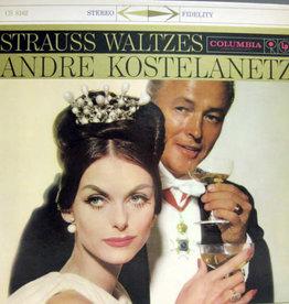 Used Vinyl Strauss- Waltzes (Andre Kostelanetz Composer) (SEALED)