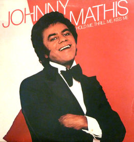 Used Vinyl Johnny Mathis- Hold Me, Thrill Me, Kiss Me