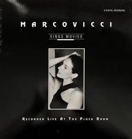 Used Vinyl Marcovicci- Sings Movies