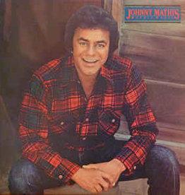 Used Vinyl Johnny Mathis- Mathis Magic
