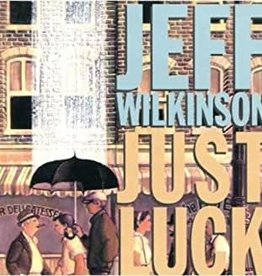 Used CD Jeff Wilkinson- Just Luck