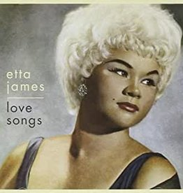 Used CD Etta James- Love Songs