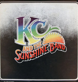 Used Vinyl KC and the Sunshine Band- KC and the Sunshine Band
