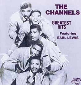 Used CD The Channels- Greatest Hits