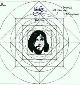 Used CD The Kinks- Kinks Part 1 Lola Vs Powerman And The Moneygoround