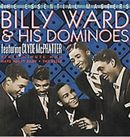 Used CD Billy Ward & His Dominoes- The Essential Masters Featuring Clyde McPhatter