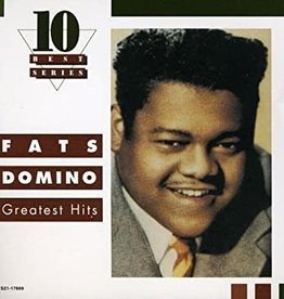 Used CD Fats Domino- Greatest Hits