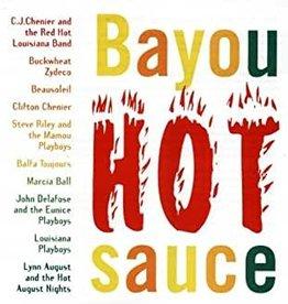 Used CD Various- Bayou Hot Sauce
