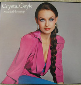Used Vinyl Crystal Gayle- Miss The Mississippi