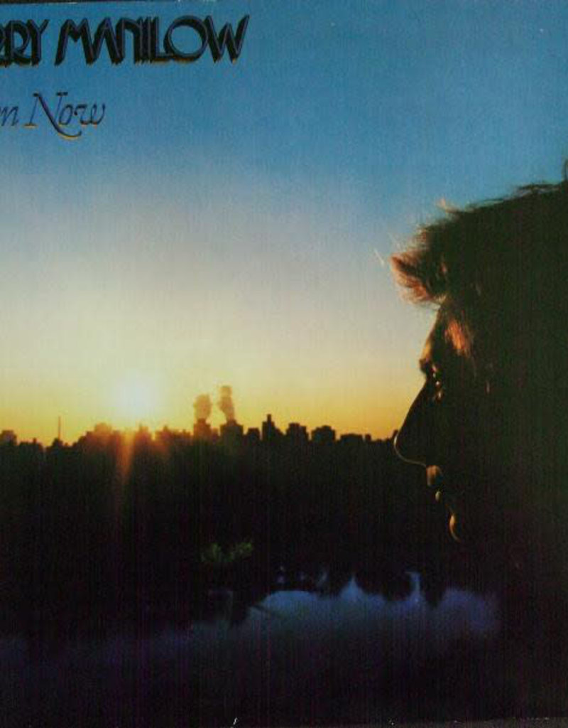 Used Vinyl Barry Manilow- Even Now