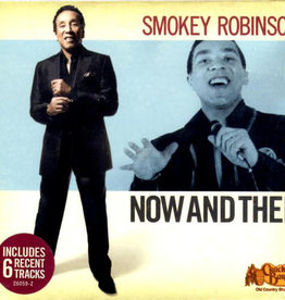Used CD Smokey Robinson- Now And Then