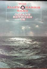 Used Vinyl Allen Harris Band- Oceans Between Us