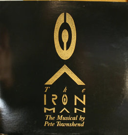 Used Vinyl Pete Townshend- Iron Man The Musical