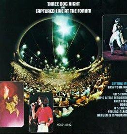 Used Vinyl Three Dog Night- Captured Live At The Forum