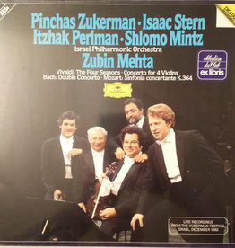 Used Vinyl Various- Vivaldi The Four Seasons