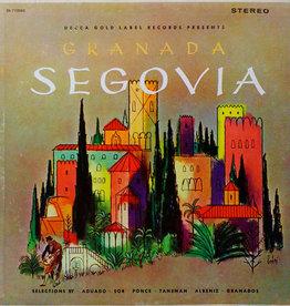 Used Vinyl Various- Grand Segovia