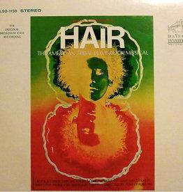 Used Vinyl Hair Original Broadway Cast Recording