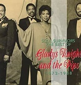 Used CD Gladys Knight And The Pips- Soul Survivors The Best Of 1973-1988