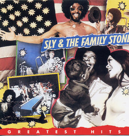 Used CD Sly & The Family Stone- Greatest Hits