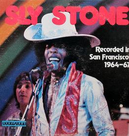 Used Vinyl Sly Stone- Recorded In San Francisco: 1964-67