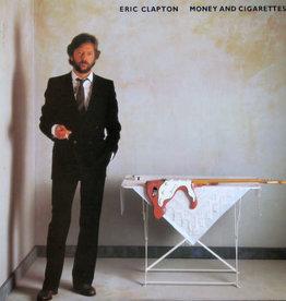 Used Vinyl Eric Clapton- Money And Cigarettes