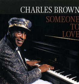 Used CD Charles Brown- Someone To Love
