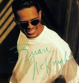 Used CD Brian McKnight- Brain McKnight