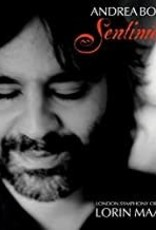 Used CD Andrea Bocelli- Sentiments (Lorin Maazel Composer)