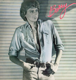 Used Vinyl Barry Manilow- Barry