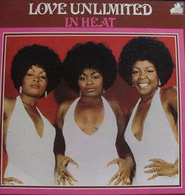 Used Vinyl Love Unlimited- In Heat