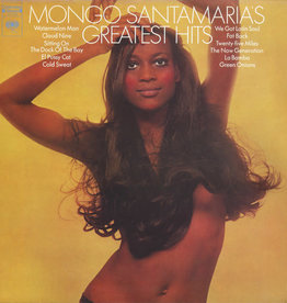 Used Vinyl Mongo Santamaria- Greatest Hits