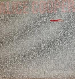 Used Vinyl Alice Cooper- Zipper Catches Skin