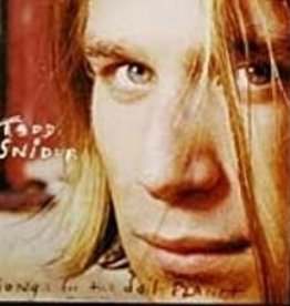 Used CD Todd Snider- Songs For The Daily Planet