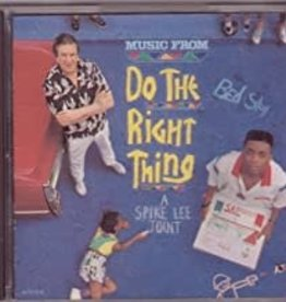 Used CD Do The Right Thing