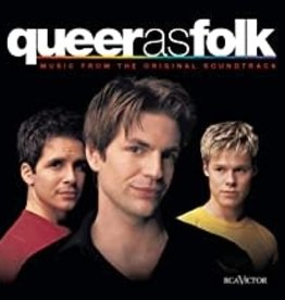 Used CD Queer As Folk Soundtrack