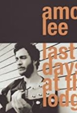 Used CD Amos Lee- Last Days At The Lodge