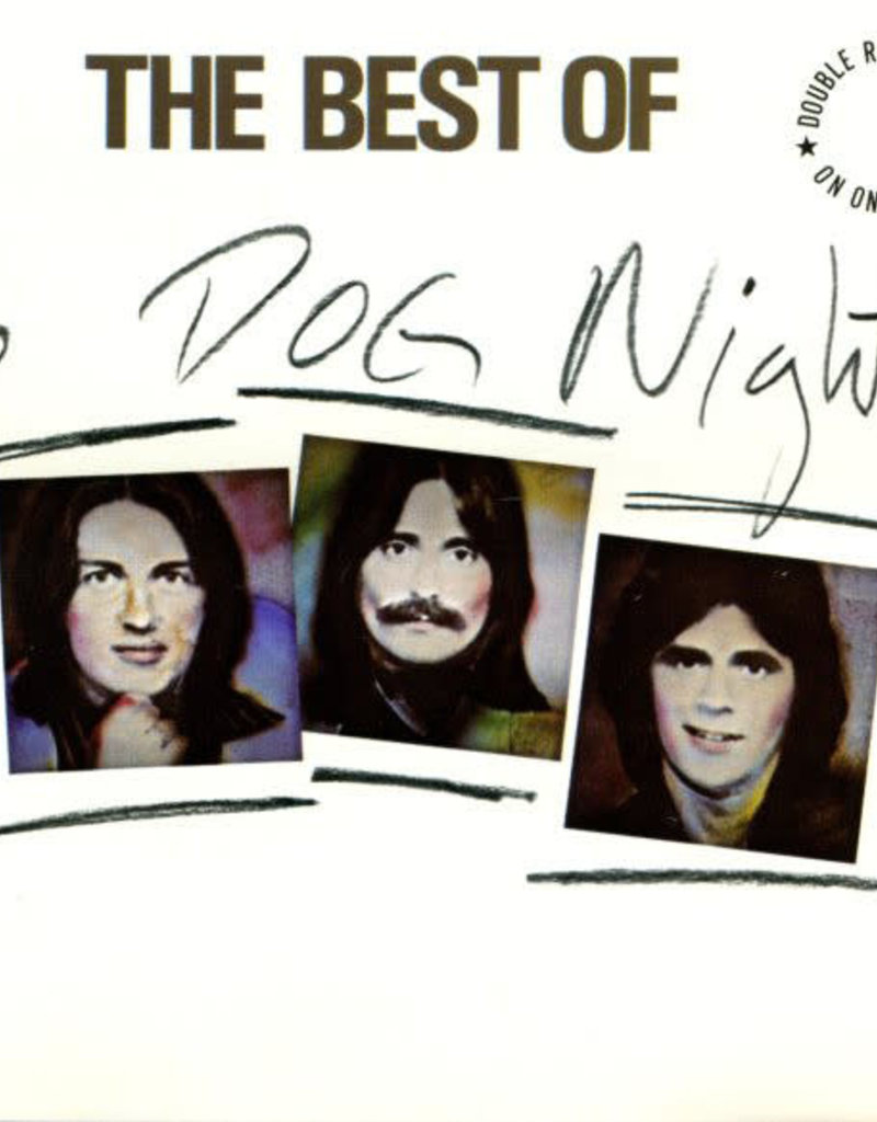 Used CD 3 Dog Night- The Best Of