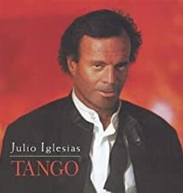 Used CD Julio Iglesias- Tango