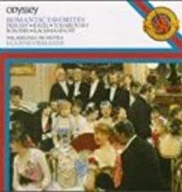 Used CD Various- Romantic Favorites