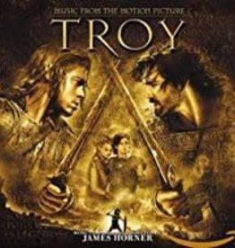 Used CD Troy Soundtrack