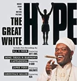 Used CD The Great White Hype Soundtrack