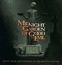 Used CD Midnight In The Garden Of Good And Evil