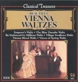 Used CD Various- Beautiful Vienna Waltzes