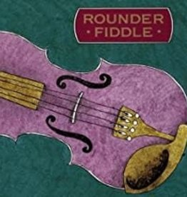 Used CD Various- Rounder Fiddle