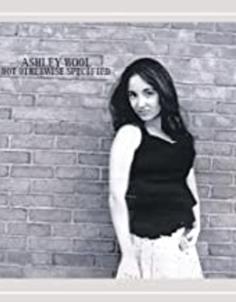 Used CD Ashley Wool- Not Otherwise Specified