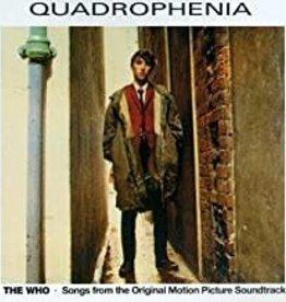 Used CD The Who- Quadrophenia
