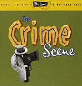Used CD The Crime Scene- The Crime Scene